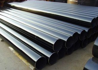 MTC Approval Seamless Carbon Pipe Ferritic Steel ASTM A333 Gr 8 Material
