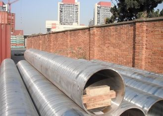 High / Medium Pressure Alloy Steel Seamless Pipes Large Caliber Heavy Wall Thickness Tube